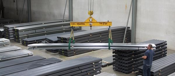 تولید عرشه فولادی روزانه 30 تن