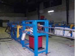 ساخت تیرچه کرومیت در کارخانه