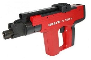 تفنگ میخکوب والتی