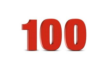 100 پروژه اخیر