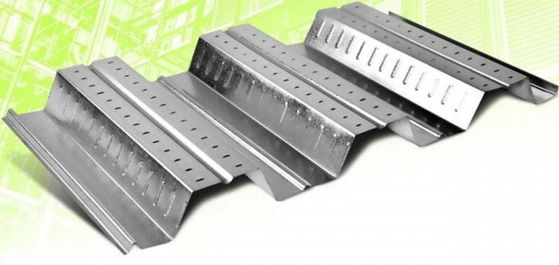 چه گالوانیزه ای برای عرشه فولادی مناسبتر است ؟