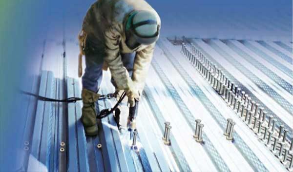 برآورد آنلاین قیمت اجرای سقف عرشه فولادی