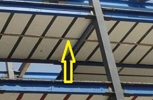 کلاف عرضی در سقف تیرچه کرومیت