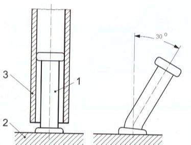 تست خمش جوش گلمیخ در عرشه فولادی