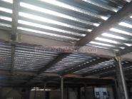 Design and implementation-of-foundation-foundatio-and-roof-deck of steel