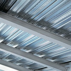 Steel-deck-ceiling