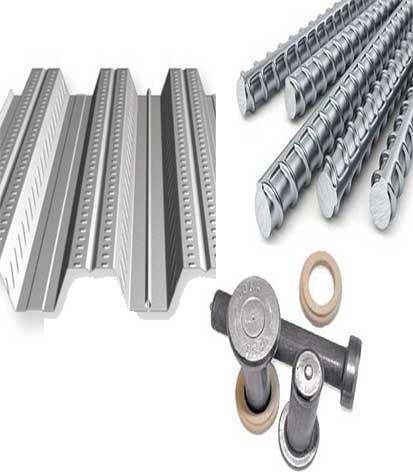 بهترین مصالح مورد استفاده در سقف عرشه فولادی